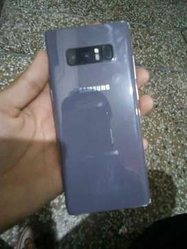 Samsung galaxy note 8 pta approved