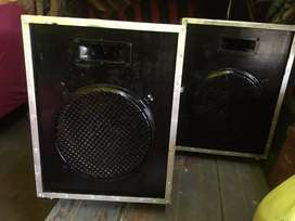 DJ sound box 15""