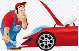 Mekanik mobil panggilan