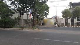 416.Dijual Murah Tanah + Bangunan ex kantor di Jl Raya Wiyung