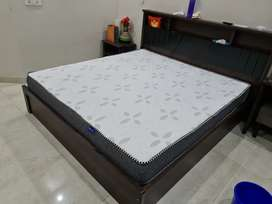 Spring Matrress King Size (77in x72in x 8in) for sale