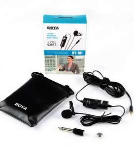 Boya mic for sell just day use