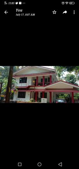 Paying guest for ladies near Thrissur town