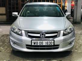 Honda Accord 2.4 Elegance Manual, 2008, Petrol