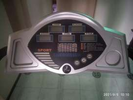 Manual Treadmill with Electronic display