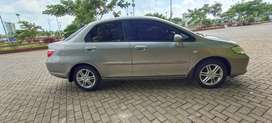 HONDA CITY VTEC 2007 AUTOMATIC