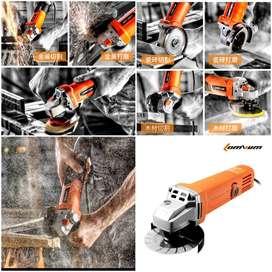 Lomvum Gerinda Mesin Elektrik 220V - M10-1200W - A500 - Orange