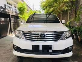 FORTUNER Type G 2012 Matic Istimewa & Antik Low KM. Simpanan