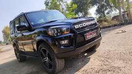 Mahindra Scorpio S10 4WD, 2015, Diesel