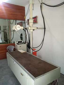 X-ray machine 200 MA Good Condition