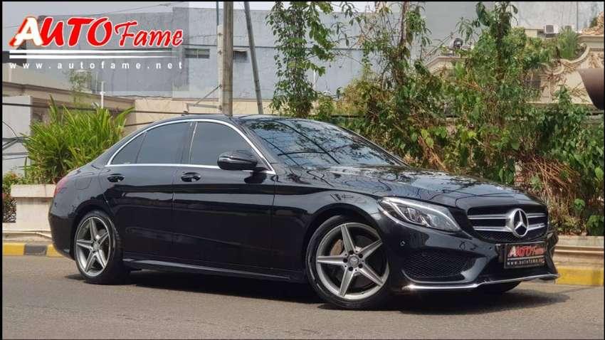 Mercedes Benz C250 AMG Pjk 1Thn Km 18Rb 2016 Perfect Condition 0