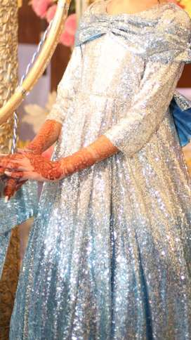 Frozen Gown for sale