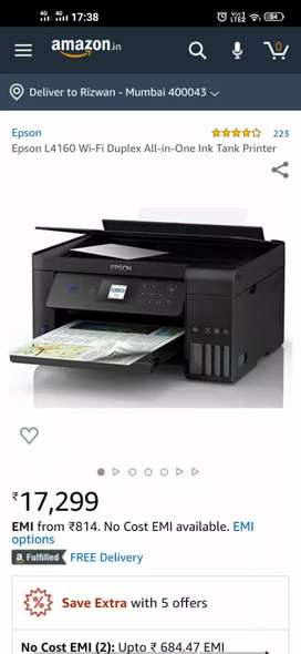 Hp Epson Canon Samsung Brother Plotter Printer Repair Servicing