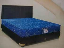 Full set ukuran 160x200 spring bed garansi 10 thn