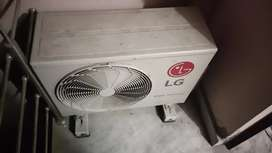 Ac selling in new condition