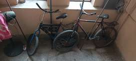 Used cycles modified