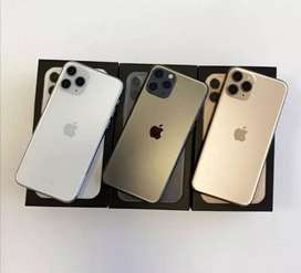 Amazing models of apple I phone latest variant with all colours