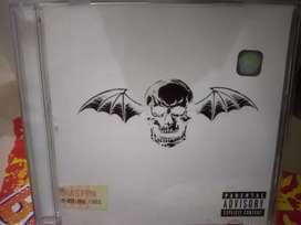 cd avenged sevenfold (self titled album)