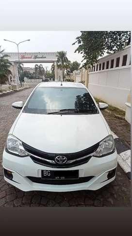 Dijual cepat Toyota Etios 1,2 G tahun 2015