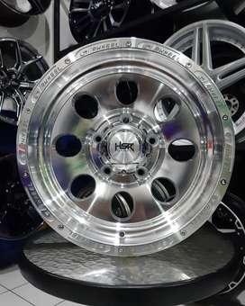 Velg Racing Mobil DAIHATSU FEROZA Ring 16 HSR DUFFY