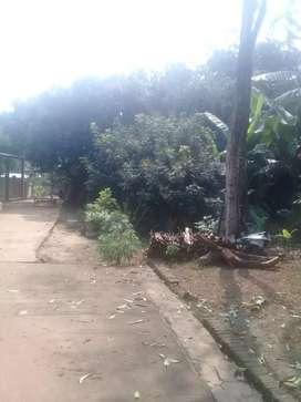 Disewakan lahan kosong dibelakang perumahan bekasi pertama