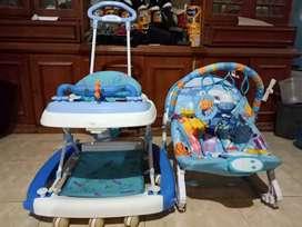 mainan bayi 2 buah