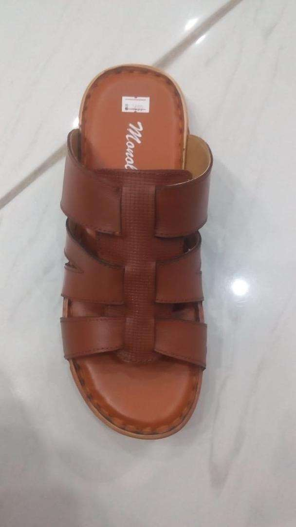 Leather gents chappal 0