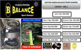 Rasakan manfaat & pentingnya Pgm Balance  dipasang di mobil anda