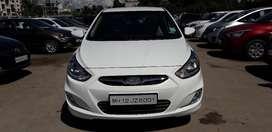 Hyundai Verna Fluidic 1.6 CRDi SX Opt AT, 2013, Petrol