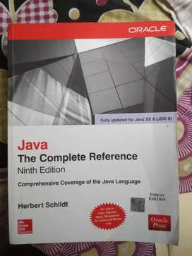 Java the complete reference 9th edition
