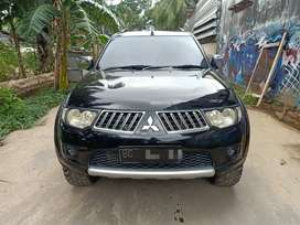 Pajero sport exceed 2009 / 2010 at matic solar bs tt fortuner innova