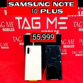 TAG ME SAMSUNG NOTE 10 PLUS OFFER!!!