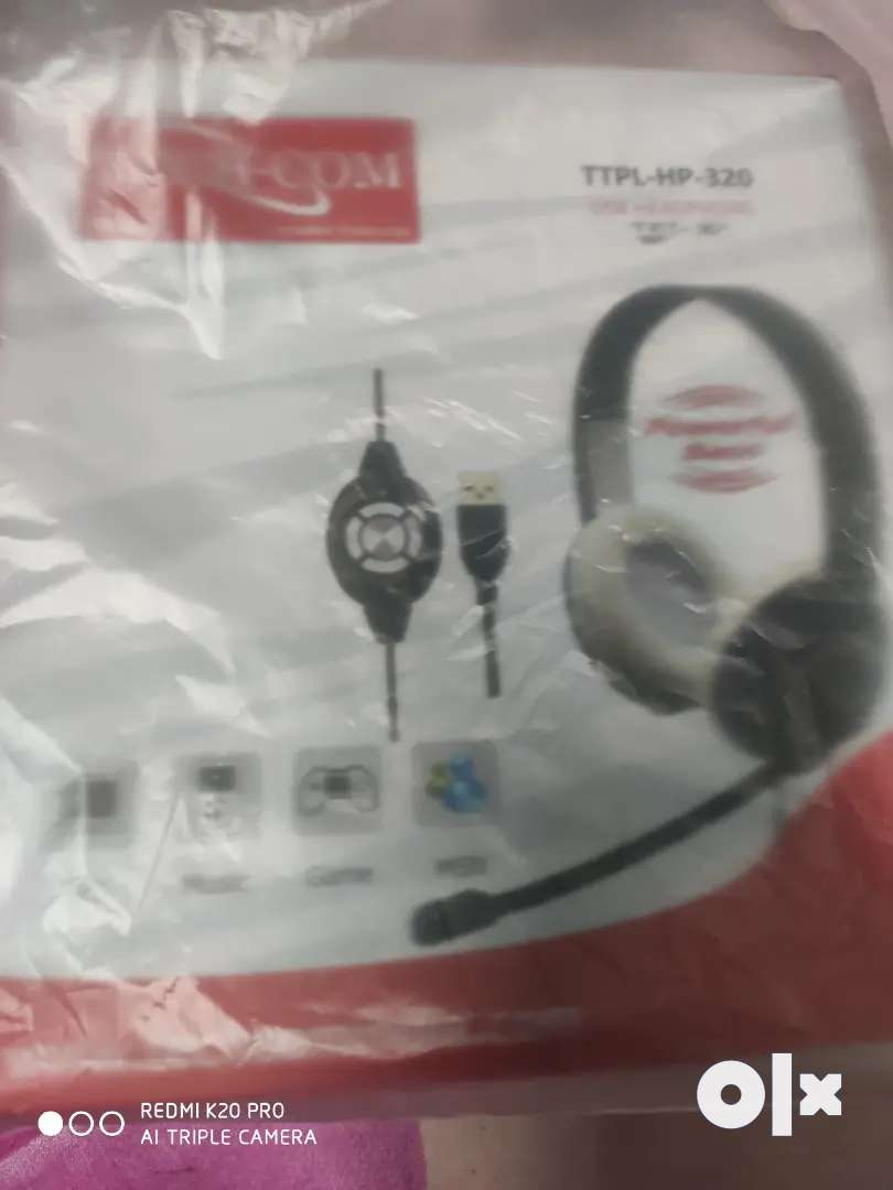 headset with microphone 0