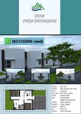 Perumahan Griya Surya Tanjungbaru Rumah Komersil Harga Subsidi