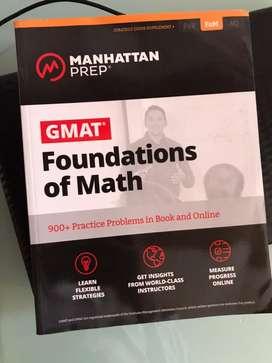 Gmat foundation of math
