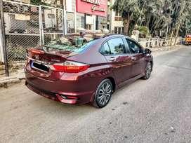 Honda city zx  CVT automatic top end