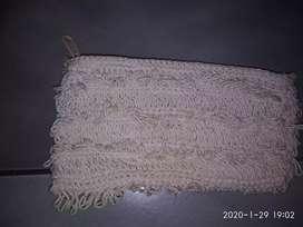 Dompet putih preloved