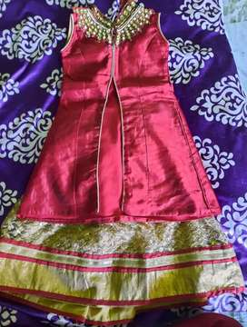 Party wear lehnga or gowm