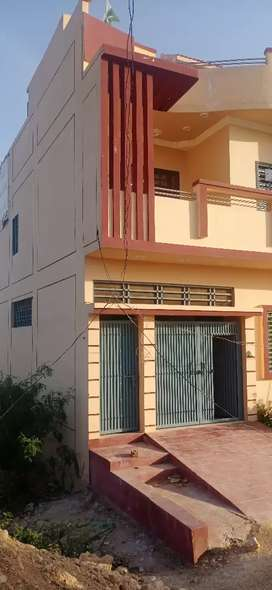 Double Story Bungalow Is Available For Sale In Twin City Jamshoro