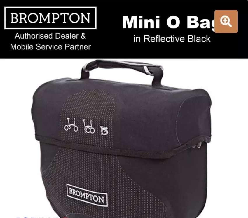 Brompton O bag brand new 0