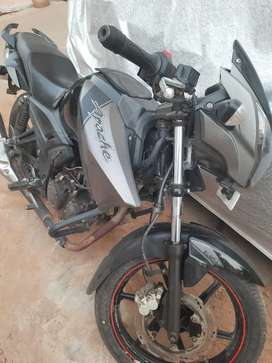 Apache RTR 160 is going to sell urgently