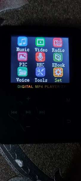 Mp4 player zy great condition mp2 song convert to mp4 song