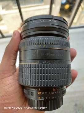 Nikon 24-85 lens