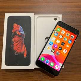 Iphone 6S Plus 32Gb Grey Resmi Ibox!