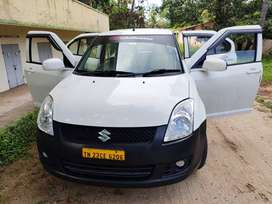 Need driver for swift dzire tour for ola in chennai surrounding
