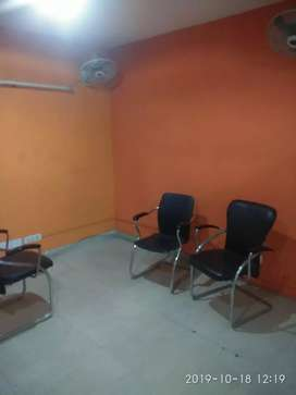 Furnished office space available in sec 7c Chandigarh