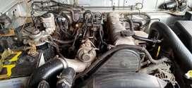 Mobil ford ranger rash cabin 2009