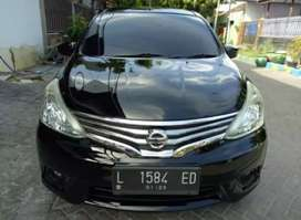 GRAND LIVINA 1.5 MATIC 2017 Hitam istimewah