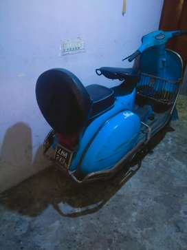 Scooters mudal 1980