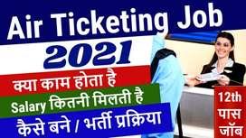 Ticketing Executive//Indore
